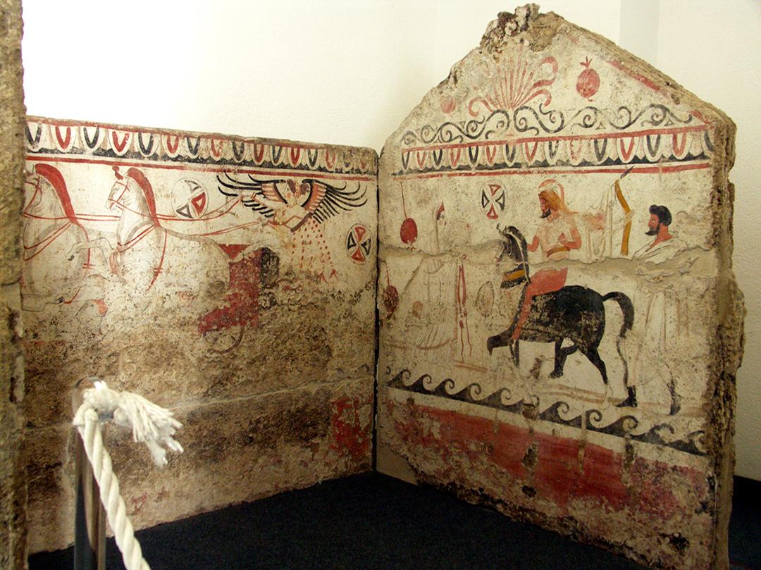 Visit Paestum: The Archaeological Excavations, The Temples And The National Archaeological Museum Of Paestum In A Weekend