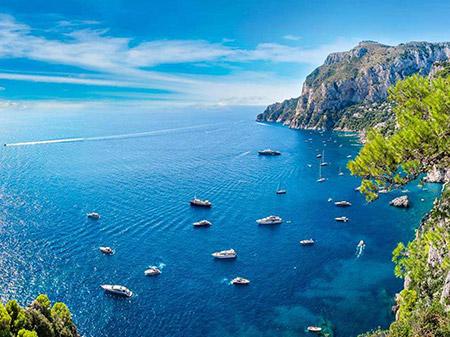 Paestum Holidays - Vacanze in Campania - vista cilento