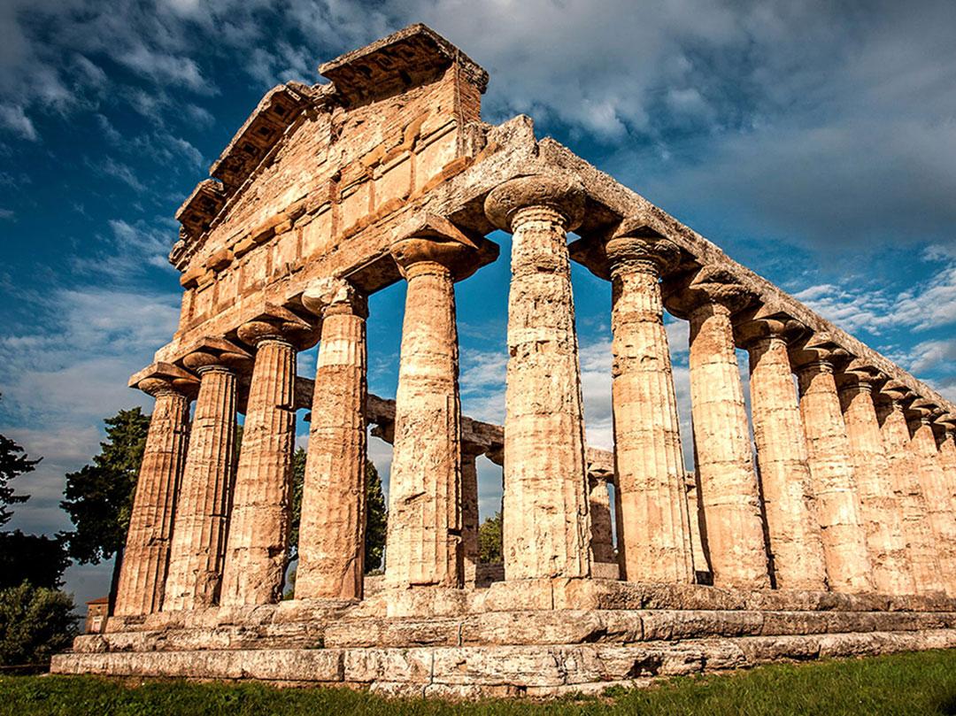 Agriturismo a Paestum - soggiorno con visita guidata